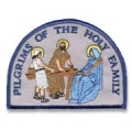 Pilgrims of the Holy Family: Name Badge