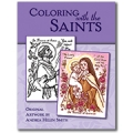 Coloring with the Saints