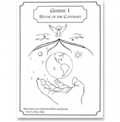 Genesis 1: House of the Covenant Coloring Book