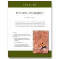 E-BOOK: Writing Workshop IV