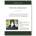 E-BOOK: Writing Workshop III