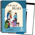 At the Feet of Mary: A Hands-On Religion Resource