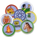 Pilgrims of the Holy Family: Complete Set of 74 Activity Badges