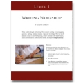 E-BOOK: Writing Workshop I